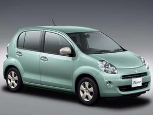 Toyota Passo dan Daihatsu Boon