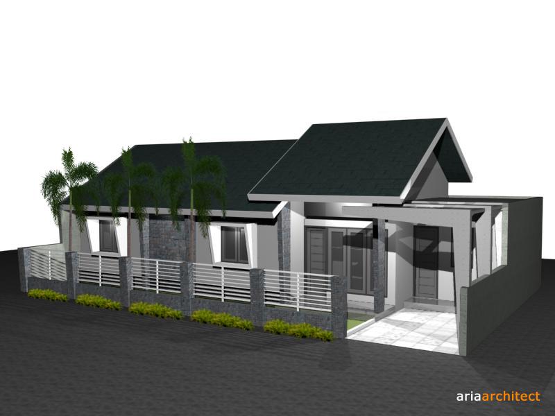 desain rumah asri 15 x 10m kilausurya 39 s blog