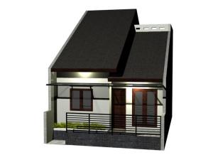 desain rumah 60 m2