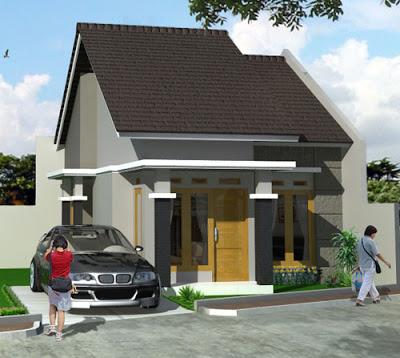 desain carport rumah